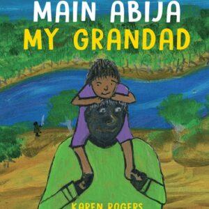 Cover image of the children's book Main Abija